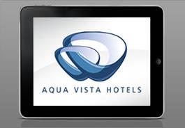 Aqua Vista iPad app