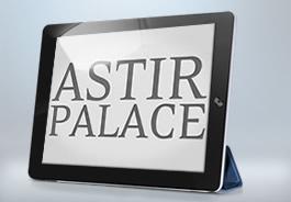 Astir Palace iPad App