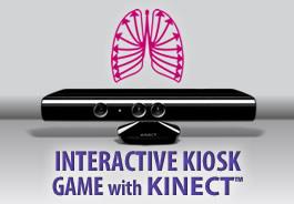 Inuvair Kinect Kiosk Game