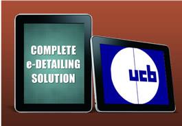 UCB e-Detailing