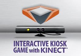 Vimpat Kinect Kiosk Game