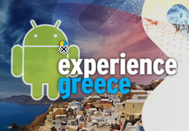 experience greece tourist apps development for Android